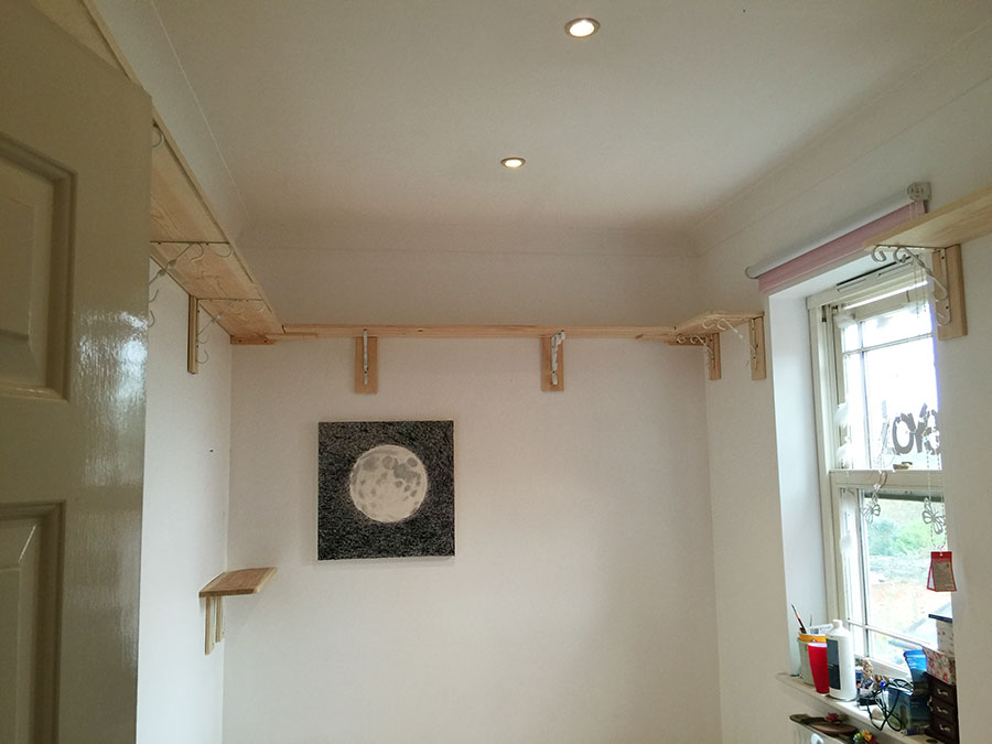 Work examples by handy dave ipswich indoor and outdoor for Garden rooms ipswich
